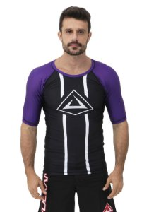 RASH GUARD VULKAN CHALLENGE MC ROXA