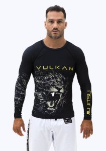 RASH GUARD VULKAN LION