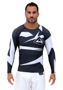 RASH GUARD VULKAN SHOCKWAVE