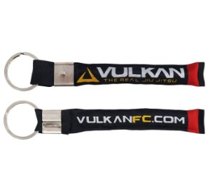 CHAVEIRO VULKAN BLACK BELT