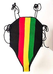 Body Iza - Reggae Preto