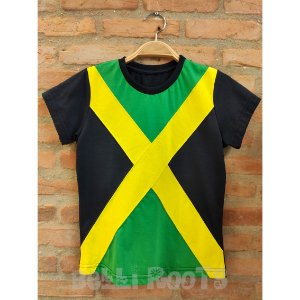 Camiseta Baby Look Jamaica - Belli Roots