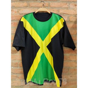 Camiseta Jamaica - Belli Roots