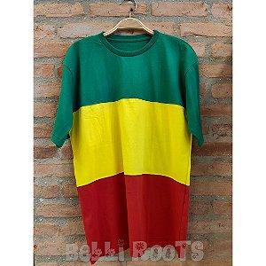 Camiseta Reggae Colors - Belli Roots