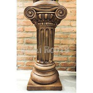 Escultura coluna de apoio - Grande