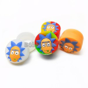 Pote de Silicone - Rick and Morty