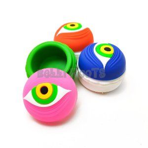 Pote de Silicone - Slick Oil Eyes Grande