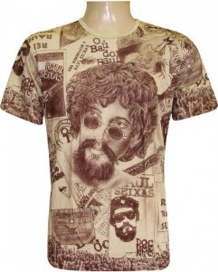 Camiseta Indiana - Raul Seixas