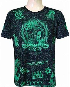 Camiseta Indiana - Bob Marley 2