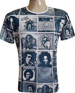 Camiseta Indiana - Bob Marley 3