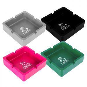 Cinzeiro de Silicone quadrado Squadafum