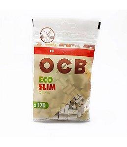 Filtro OCB Eco Slim - 120 unidades