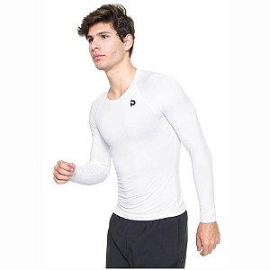 Camisa Punnto Masculina Térmica Manga Longa Poliamida