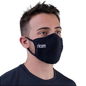 Máscara de Proteção Facial Antiviral - Vírus Bac OFF