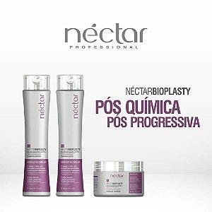Produto para cabelo com progressivas e botox - Kit Bio Plasty 300ml