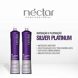 Matização e Platinação Silver Platinum Profissional