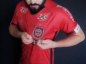 Camisa GE Brasil Vermelha Masculina