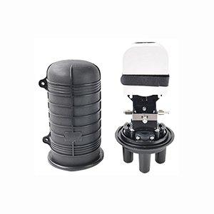Caixa de Emenda Óptica 24FO Expansível 36/48FO – FOSC – D001