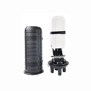 Caixa de Emenda Óptica 48FO Expansível 72/96FO – FOSC – D002