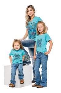 T-SHIRT LOVELY INFANTIL