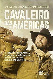 LIVRO CAVALEIRO DAS AMÉRICAS
