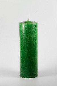 Vela Tipo 7 Dias Verde (Mel)