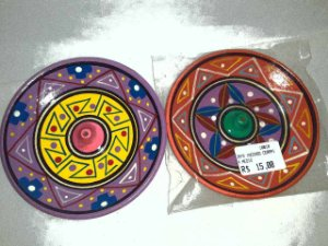 Porta Incenso em Cerâmica - Tamanho Médio