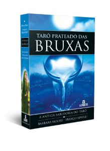 Tarô Prateado das Bruxas - Barbara Moore