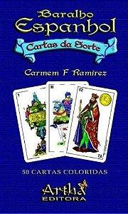 Baralho Espanhol - Editora Artha - Carmem F Ramirez