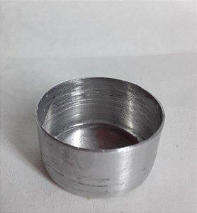 Suporte para Vela do Tipo Lamparina - Alumínio