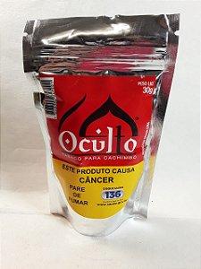 Tabaco p/ Cachimbo 30g - Oculto