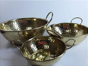 Tachos Dourados - Tamanhos Variados
