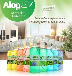 Spray de Ambiente Alop  - Variados (130ml)