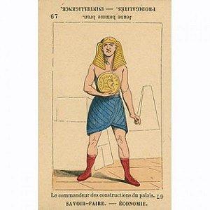 Tarots Egyptiens - Anima Antiqua