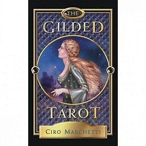 The Gilded Tarot - Tarô Dourado (livro + cartas)