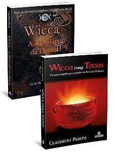 Wicca – Religião da deusa e Wicca para todos – nova edição