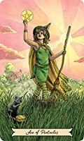 Everyday Witch Tarot (Livro + Cartas)