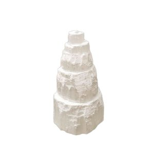 Obelisco em Selenita 497gr