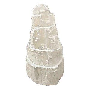 Obelisco em Selenita 464gr