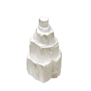 Obelisco em Selenita 220gr