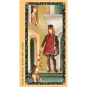 Golden Tarot of the Renaissance (Ouro)