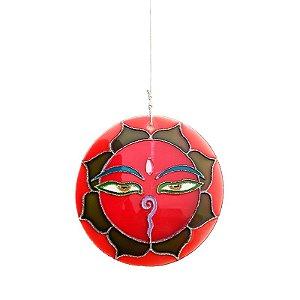 Mandala Olho de Buda