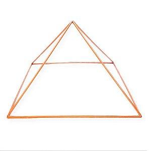 Pirâmide Cobre 23 cm