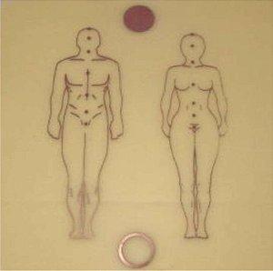 Figura Humana - fenolite