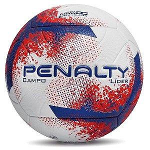 Bola de Campo Penalty Lider XXI - Vermelho e Royal