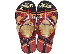 Chinelo Ipanema Avengers 25956 23/34 Caixa Com 12 Pares
