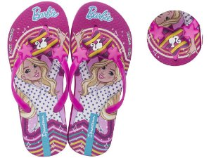 Chinelo Ipanema Barbie 25729 23/34 Caixa com 12 Pares