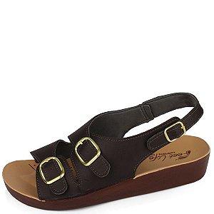 Sandália Feet Life NB04 34/39 Caixa Com 6 Pares