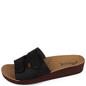 Sandália Feet Life NB01 34/39 Caixa Com 6 Pares