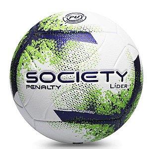 Bola de Society Penalty Lider XXI - Roxo e Verde